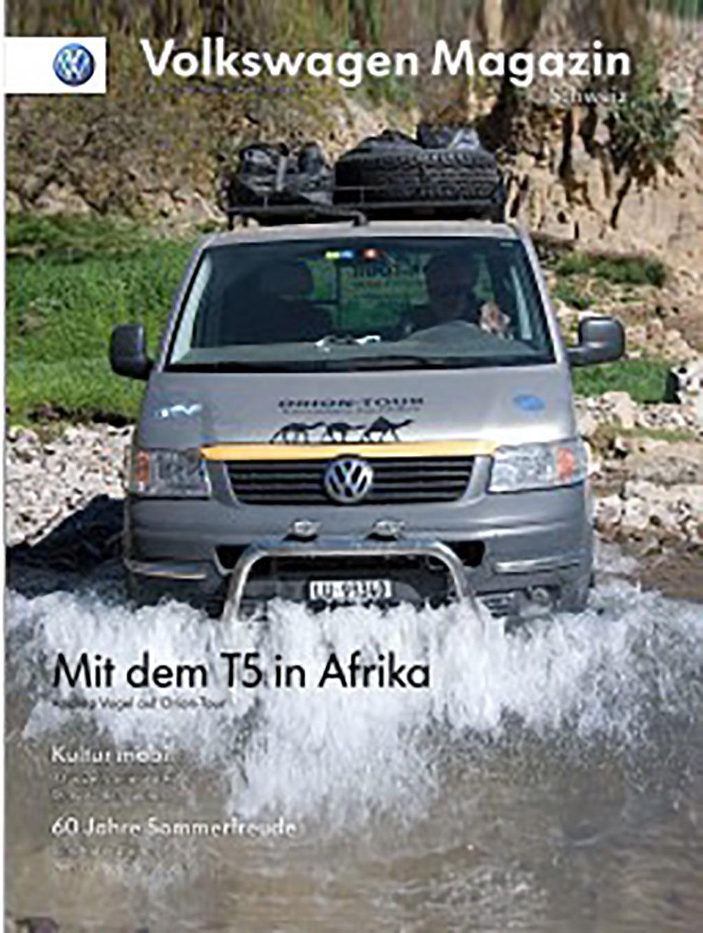 VW-Magazin